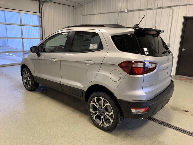 2020 Ford EcoSport SES 4X4 4 Door Automatic 2.0L I4 Ti-VCT GDI Engine