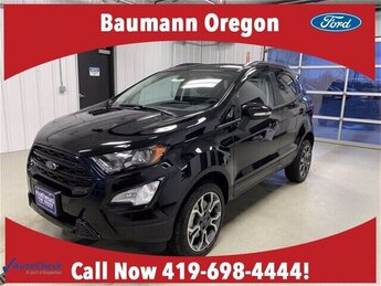 2020 Shadow Black Ford EcoSport SES 4X4 Automatic 2.0L 4 cyls Engine