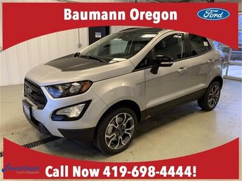 2020 Ford EcoSport SES 4X4 2.0L 4 cyls Engine Automatic 4 Door SUV