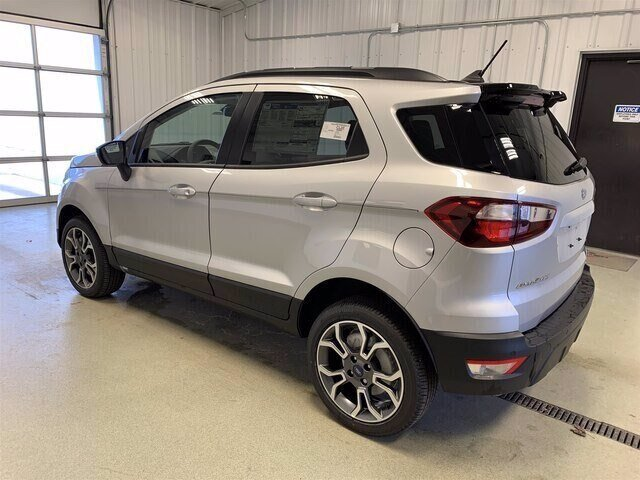 2020 Ford EcoSport SES 4 Door Automatic 4X4 SUV