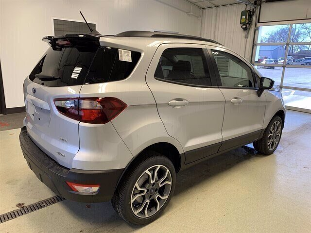 2020 Ford EcoSport SES 4 Door SUV 2.0L 4 cyls Engine Automatic
