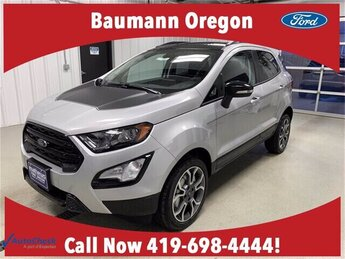 2020 Moondust Silver Metallic Ford EcoSport SES 4 Door SUV Automatic 4X4