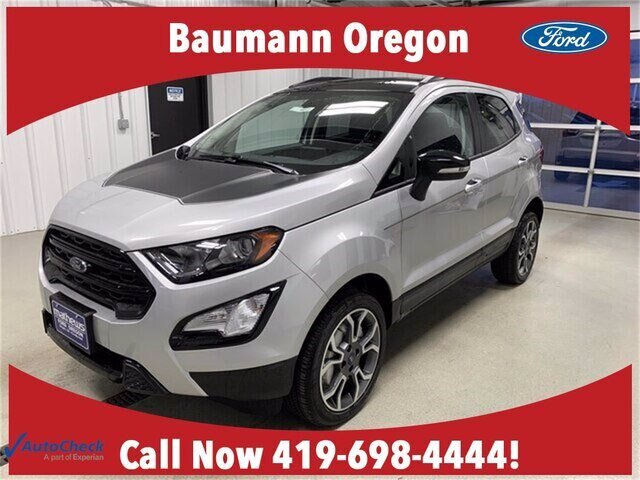 2020 Moondust Silver Metallic Ford EcoSport SES 2.0L 4 cyls Engine 4 Door 4X4 Automatic SUV
