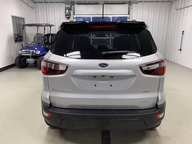 2020 Ford EcoSport SES Automatic 2.0L 4 cyls Engine SUV 4X4 4 Door