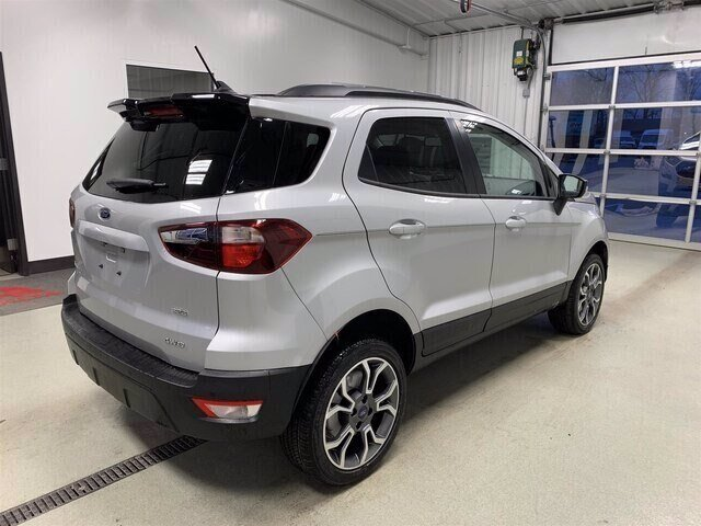 2020 Ford EcoSport SES 4 Door 4X4 SUV Automatic 2.0L 4 cyls Engine