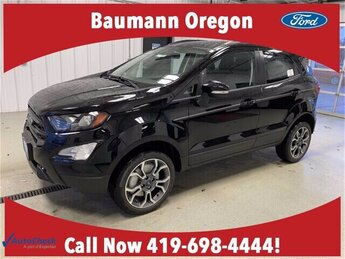 2020 Shadow Black Ford EcoSport SES 2.0L 4 cyls Engine 4 Door Automatic