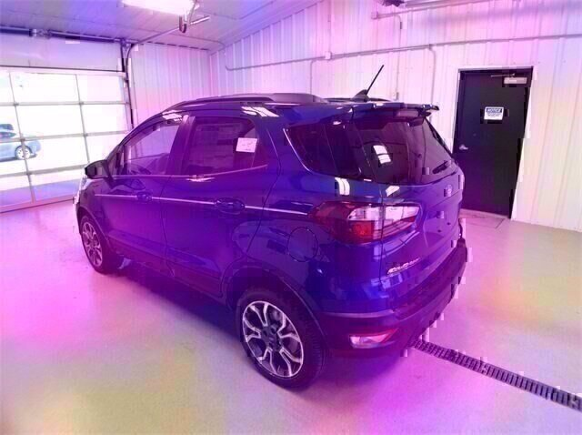 2020 Ford EcoSport SES SUV 4 Door Automatic