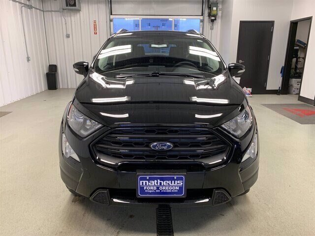 2020 Shadow Black Ford EcoSport SES 4 Door 4X4 SUV 2.0L 4 cyls Engine Automatic