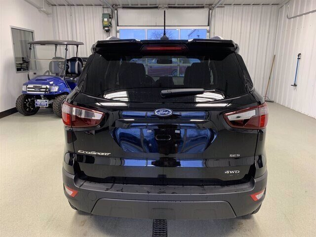 2020 Shadow Black Ford EcoSport SES 2.0L 4 cyls Engine SUV 4X4 Automatic 4 Door