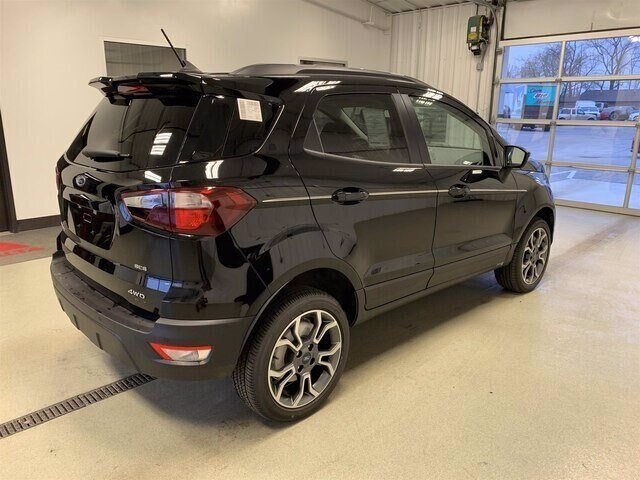 2020 Ford EcoSport SES 4 Door Automatic 2.0L 4 cyls Engine 4X4