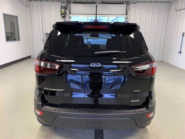 2020 Ford EcoSport SES 4 Door SUV 2.0L 4 cyls Engine 4X4