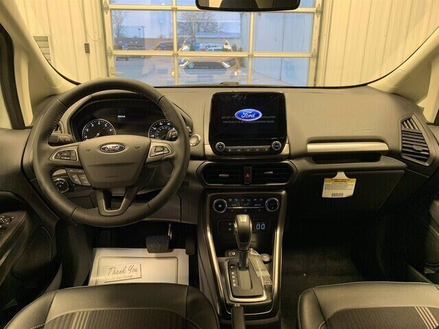2020 Diamond White Ford EcoSport SES 2.0L 4 cyls Engine Automatic 4X4