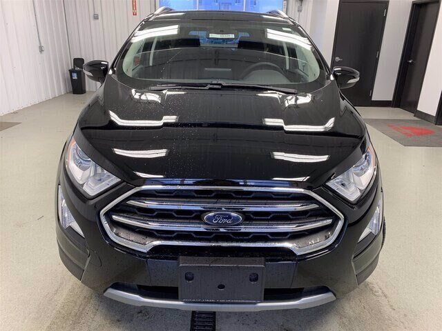 2020 Ford EcoSport Titanium Automatic 4X4 SUV 4 Door 2.0L 4 cyls Engine