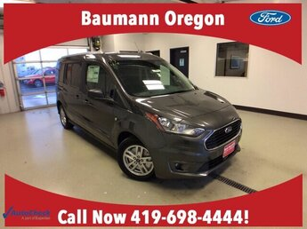 2020 Magnetic Metallic Ford Transit Connect XLT Van FWD 4 Door