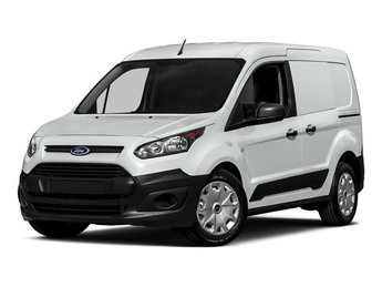 2016 Frozen White Ford Transit Connect XL FWD 4 Door 2.5L 4 cyls Engine