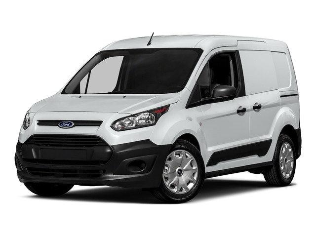 2016 Frozen White Ford Transit Connect XL Van FWD 2.5L 4 cyls Engine