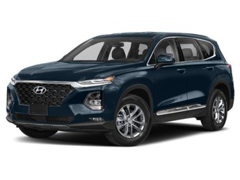 2020 Stormy Sea Hyundai Santa Fe SEL SUV Regular Unleaded I-4 2.4 L/144 Engine AWD Automatic 4 Door