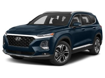 2020 Hyundai Santa Fe Limited AWD SUV Regular Unleaded I-4 2.4 L/144 Engine Automatic 4 Door
