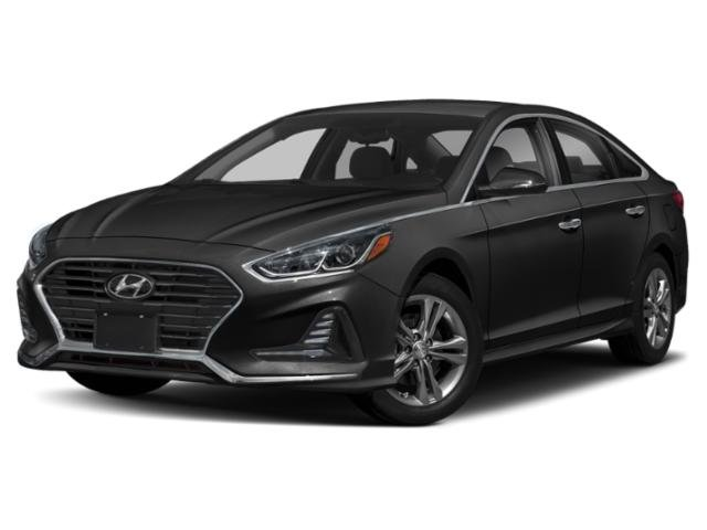 2019 Phantom Black Hyundai Sonata SE 4 Door FWD Automatic Regular Unleaded I-4 2.4 L/144 Engine