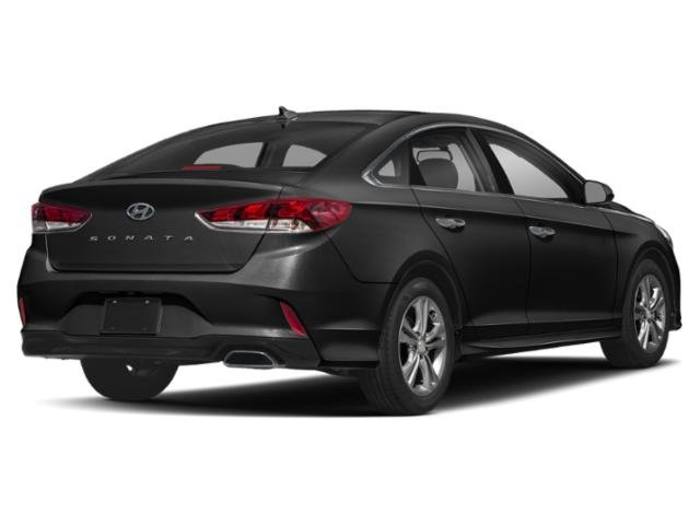 2019 Phantom Black Hyundai Sonata SE FWD Automatic Sedan Regular Unleaded I-4 2.4 L/144 Engine