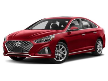 2019 Hyundai Sonata Sport Sedan Automatic 4 Door