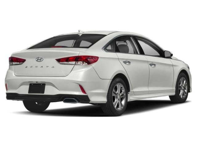 2019 Quartz White Pearl Hyundai Sonata SEL 4 Door Regular Unleaded I-4 2.4 L/144 Engine Sedan