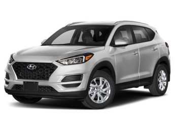 2020 Winter White Hyundai Tucson SE SUV Regular Unleaded I-4 2.0 L/122 Engine 4 Door AWD Automatic