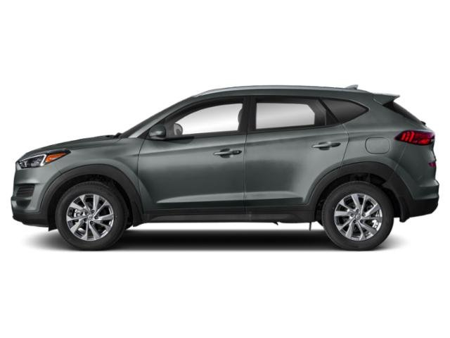 2020 Stellar Silver Hyundai Tucson SE 4 Door SUV Automatic AWD Regular Unleaded I-4 2.0 L/122 Engine
