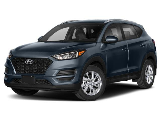 2020 Dusk Blue Hyundai Tucson SE Automatic SUV Regular Unleaded I-4 2.0 L/122 Engine
