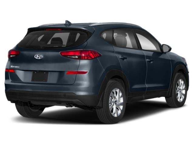 2020 Dusk Blue Hyundai Tucson SE AWD Regular Unleaded I-4 2.0 L/122 Engine 4 Door Automatic SUV