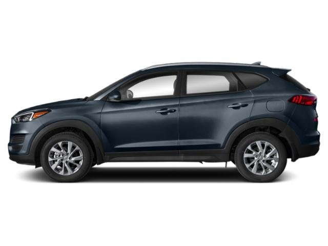 2020 Dusk Blue Hyundai Tucson SE SUV Regular Unleaded I-4 2.0 L/122 Engine AWD Automatic