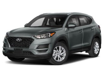 2020 Stellar Silver Hyundai Tucson SE 4 Door Automatic Regular Unleaded I-4 2.0 L/122 Engine