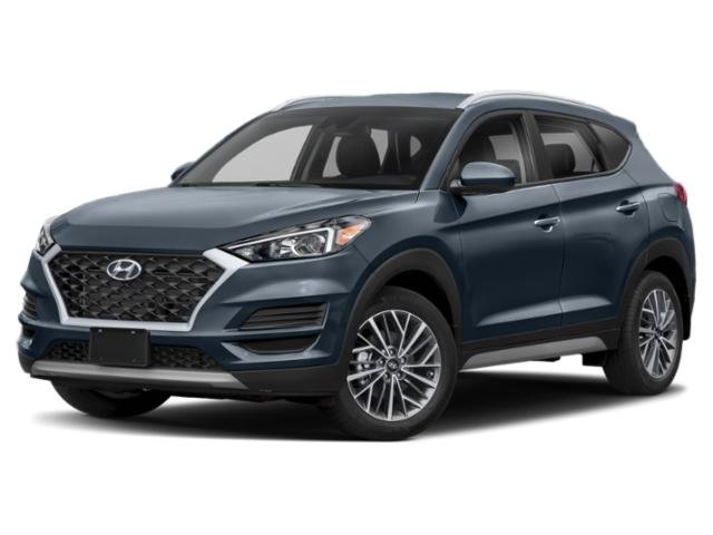 2020 Hyundai Tucson SEL AWD SUV Automatic 4 Door Regular Unleaded I-4 2.4 L/144 Engine