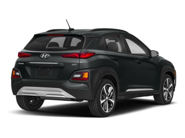 2020 Thunder Gray Hyundai Kona Limited Automatic Intercooled Turbo Regular Unleaded I-4 1.6 L/97 Engine SUV 4 Door