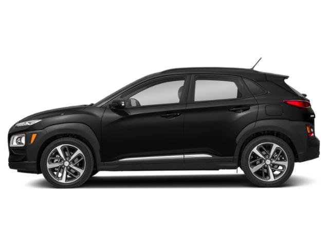 2020 Ultra Black Hyundai Kona Ultimate AWD 4 Door Automatic