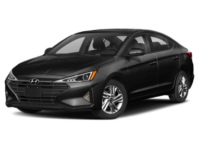 2020 Hyundai Elantra Value Edition 4 Door FWD Automatic (CVT) Sedan Regular Unleaded I-4 2.0 L/122 Engine