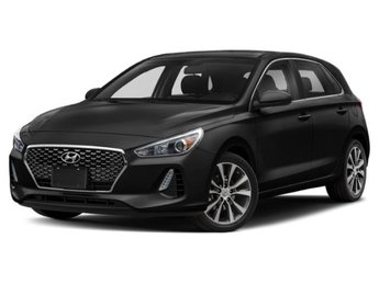 2020 Hyundai Elantra GT Base Regular Unleaded I-4 2.0 L/122 Engine Automatic FWD 4 Door