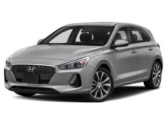 2020 Typhoon Silver Hyundai Elantra GT Base FWD 4 Door Regular Unleaded I-4 2.0 L/122 Engine