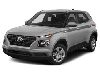 2020 Galactic Gray Hyundai Venue SEL Automatic (CVT) 4 Door FWD Regular Unleaded I-4 1.6 L/98 Engine SUV
