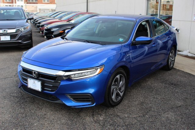 2019 Honda Insight LX 1.5L I4 SMPI Hybrid DOHC 16V LEV3-SULEV30 Engine Sedan FWD