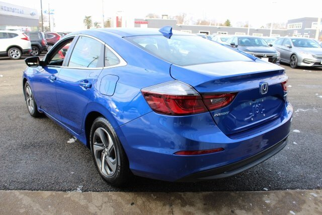2019 Honda Insight EX Automatic (CVT) Sedan 1.5L I4 SMPI Hybrid DOHC 16V LEV3-SULEV30 Engine 4 Door FWD