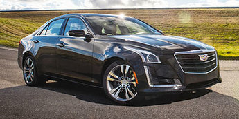2019 Cadillac CTS AWD 2.0L 4-Cylinder Turbocharged Engine 4 Door AWD Automatic Sedan