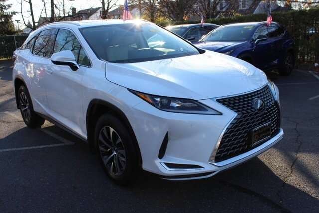 2020 Eminent White Pearl Lexus RX RX 350 Automatic 3.5L 6-Cylinder DOHC Engine SUV 4 Door
