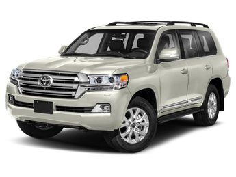 2020 Toyota Land Cruiser Heritage Edition 4X4 4 Door Automatic 5.7L V8 DOHC Dual VVT-i 32V Engine SUV