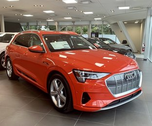 2019 Audi e-tron Premium Plus AWD Automatic Electric ZEV Engine SUV