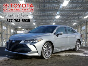 2021 Toyota Avalon Hybrid XLE Plus FWD Car 2.5L 4-Cylinder DOHC 16V VVT Engine 4 Door