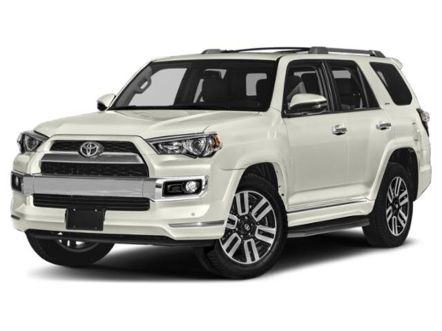 2019 Toyota 4Runner Limited 4X4 Automatic SUV 4.0L V6 SMPI DOHC Engine