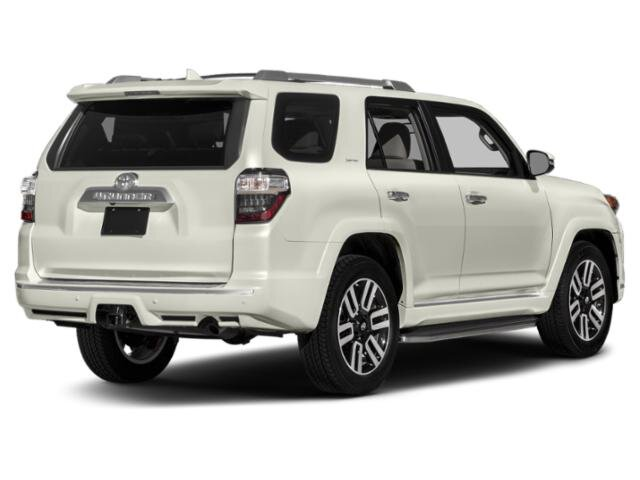 2019 Blizzard Pearl Toyota 4Runner Limited 4X4 Automatic 4.0L V6 SMPI DOHC Engine