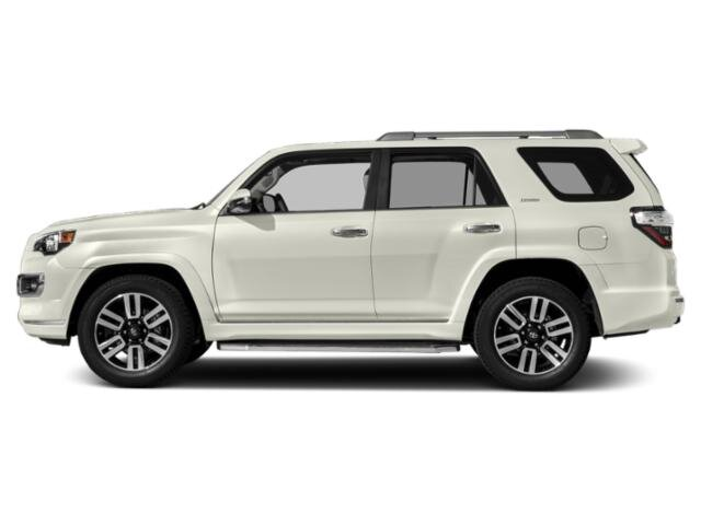 2019 Blizzard Pearl Toyota 4Runner Limited 4 Door 4X4 Automatic