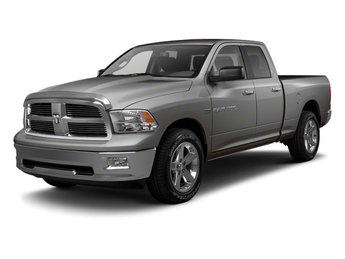 2011 Ram 1500 Lone Star Automatic RWD Truck 4 Door
